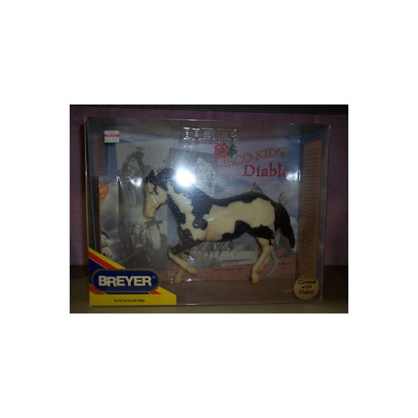 Breyer Cisco Kid's Diablo w/video #1152-MS