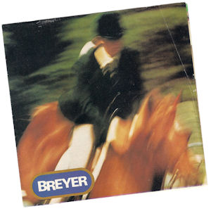 Breyer 1986 collector catalog