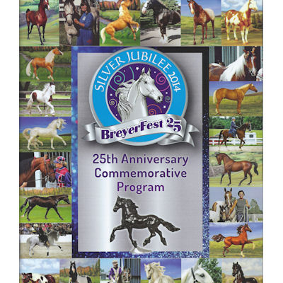 Breyer 2014 Breyerfeset Commemorative Program
