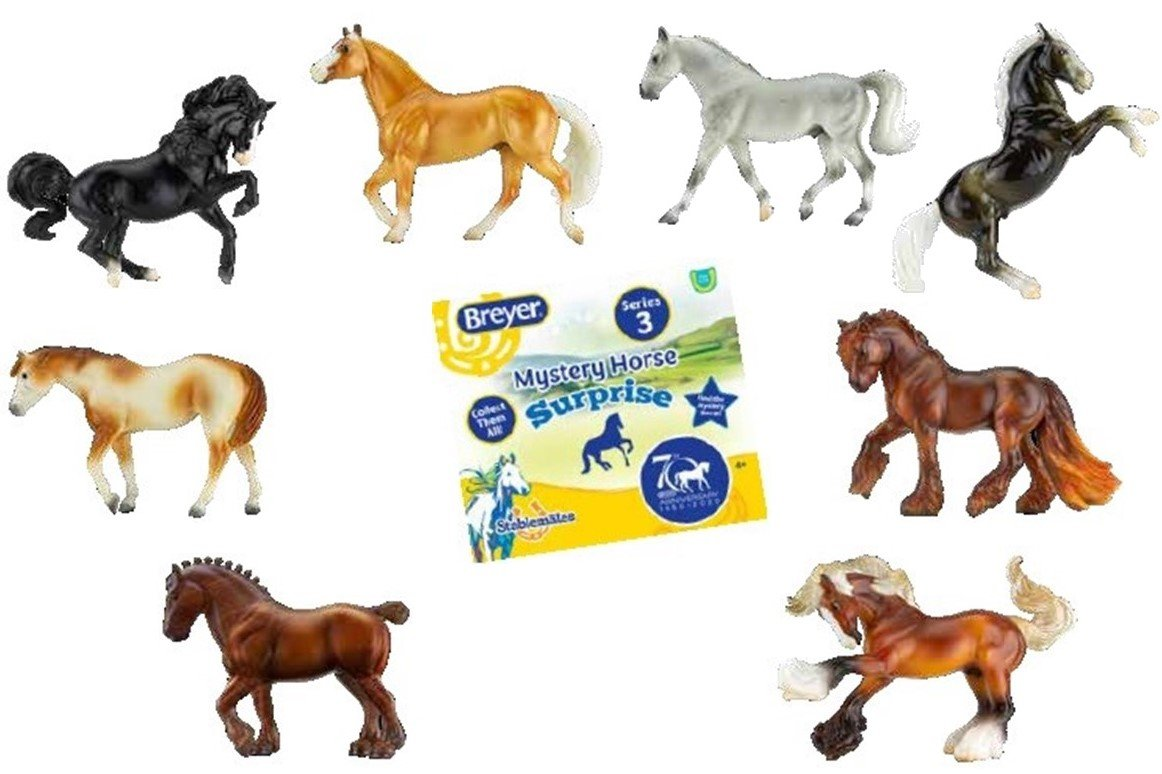 Breyer 70th Anniversary Mystery Stablemates #6051