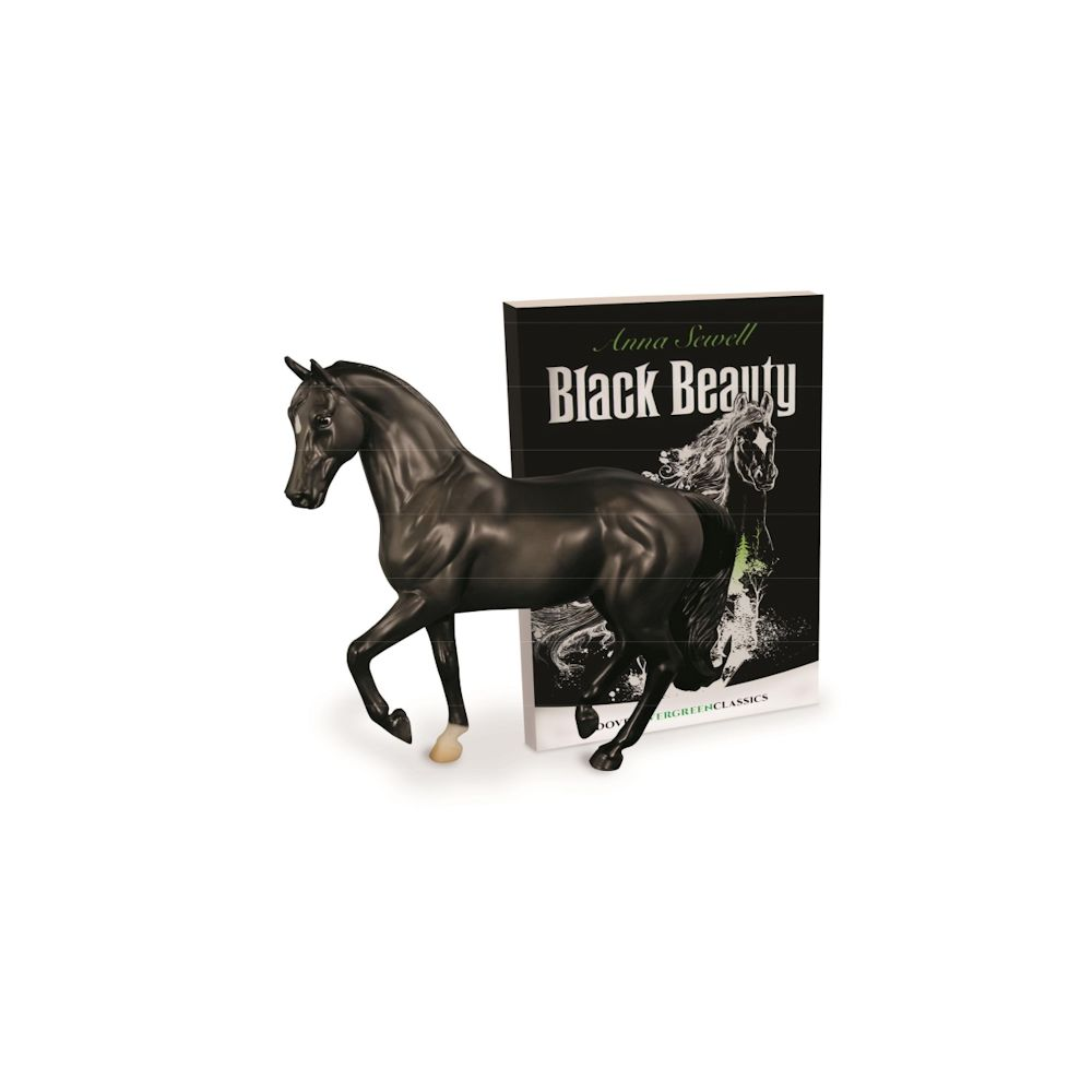 Breyer Classics Black Beauty #6178 w/Book