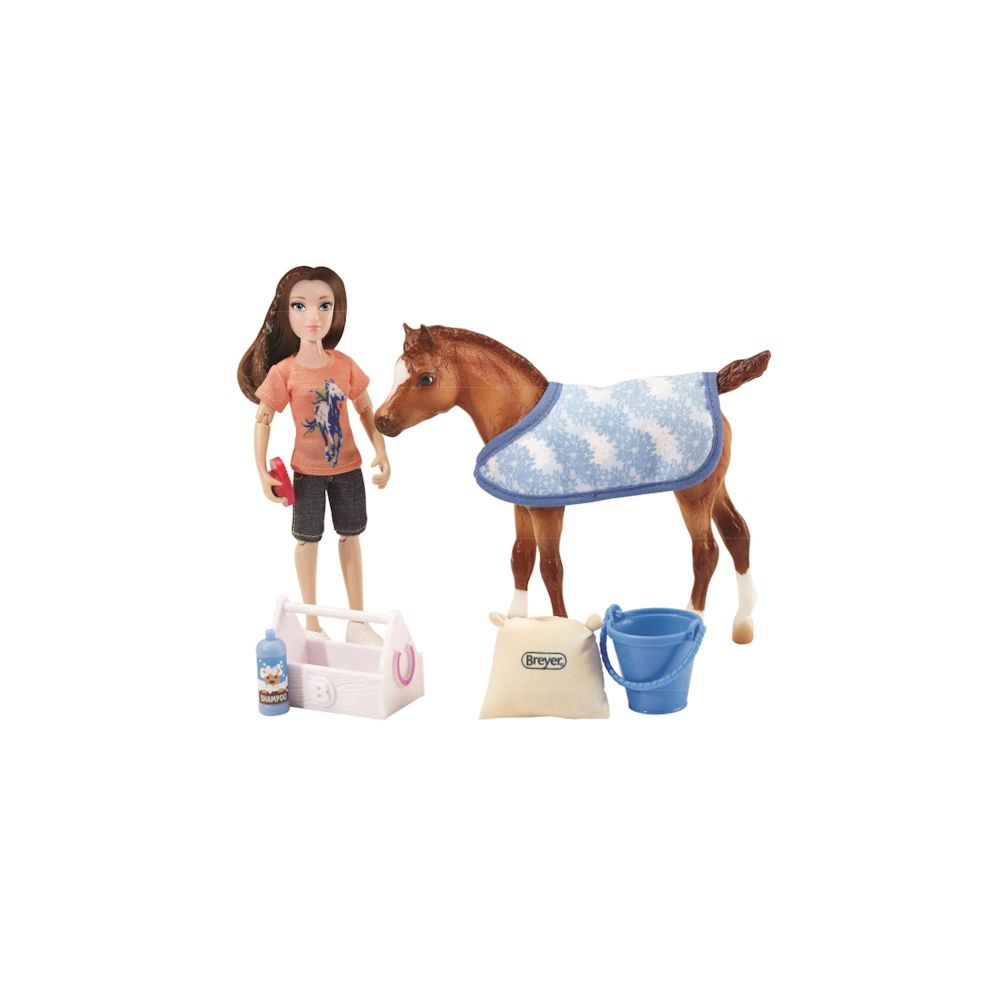 Breyer Classics Bath Time Fun#62022