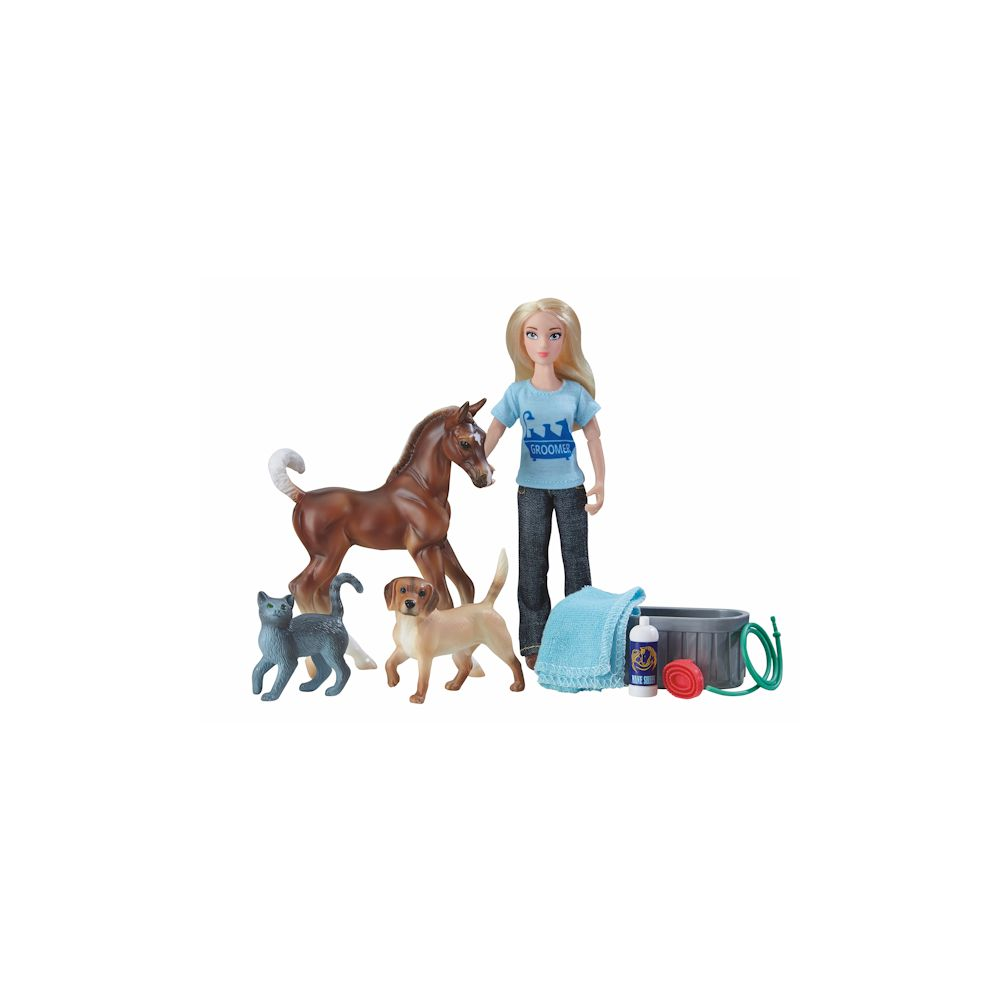 Breyer Classic Pet Groomer #62029