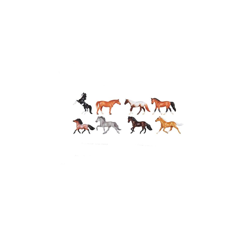 Breyer Stablemates Singles set of 8 #6900