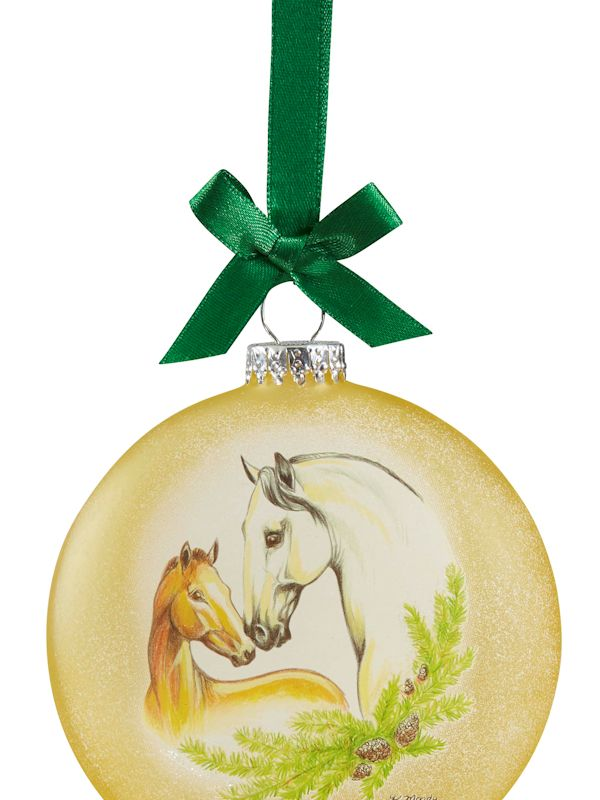 Breyer 2019 Christmas Artist Signature Ornament #700823