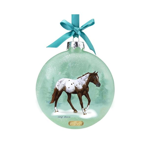 Breyer 2020 Christmas Artist Signature Ornament #700824