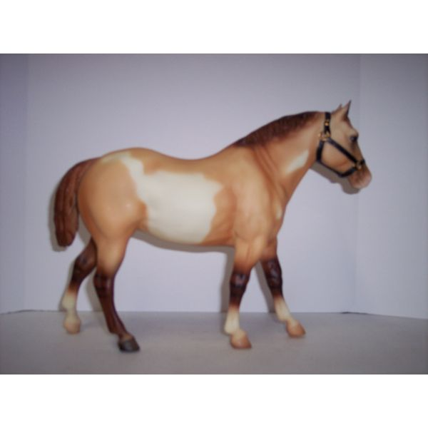 Breyer 1999 JC Penney SR Three Pintos QH Gelding #711199-KL