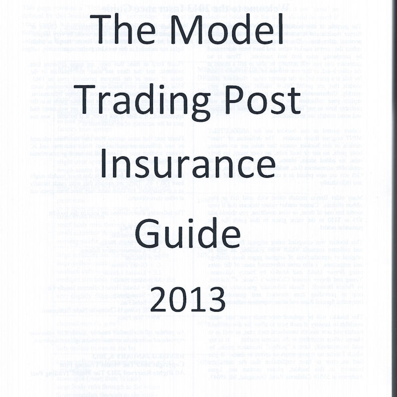 Breyer Model Insurance Guide