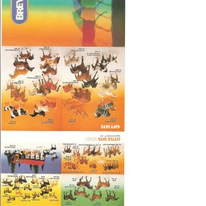 Breyer 1988 Collector Catalog