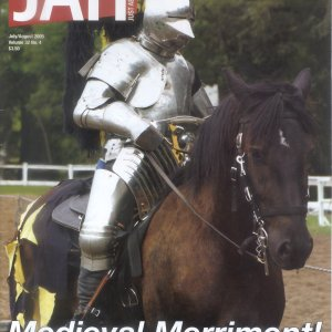 Breyer 2005 July/August Just About Horses JAH Magazine #3204